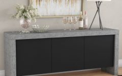 Jacklyn 3 Door Sideboards