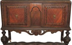 Jacobean Sideboards Buffets
