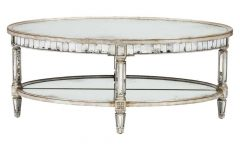 Antique Mirrored Coffee Tables