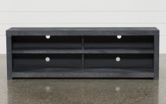 Kilian Black 74 Inch Tv Stands