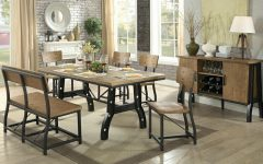 Kirsten 6 Piece Dining Sets