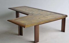 L Shaped Coffee Tables