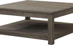 Square Large Coffee Tables