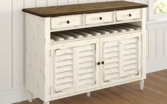Baleine 3 Drawer Sideboards