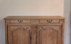 French Oak Buffets