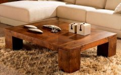 Coffee Tables Solid Wood