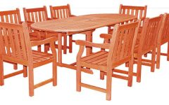 Craftsman 9 Piece Extension Dining Sets
