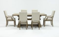 Walden 7 Piece Extension Dining Sets