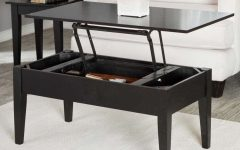 Flip Up Coffee Tables