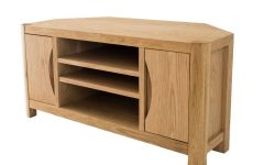 Light Oak Corner Tv Stands