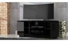 Tv Cabinets Black High Gloss