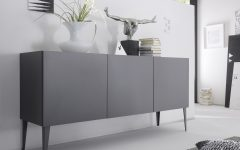 White And Grey Sideboards