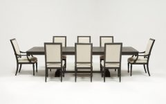Chapleau Ii 9 Piece Extension Dining Table Sets