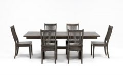 Valencia 72 Inch 6 Piece Dining Sets