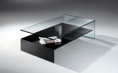 Unique Glass Coffee Tables