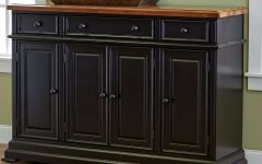 Distressed Buffet Sideboards