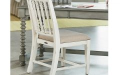 Magnolia Home Revival Jo's White Arm Chairs