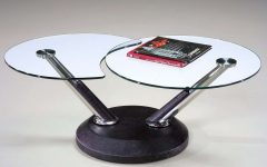 Swivel Coffee Tables
