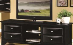 Black Tv Stands With Drawers