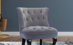 Maubara Tufted Wingback Chairs