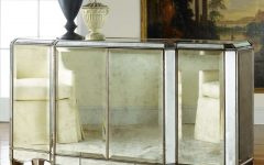 Mirrored Sideboards And Buffets