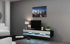 Modern Wall Mount Tv Stands