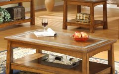 Craftsman Cocktail Tables