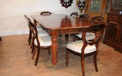 Mahogany Dining Tables Sets