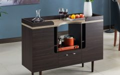 Modern Two-tone Buffets