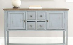 Distressed Sideboards and Buffets