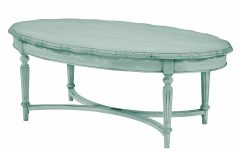 Magnolia Home Ellipse Cocktail Tables By Joanna Gaines