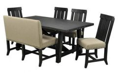 Rocco 7 Piece Extension Dining Sets