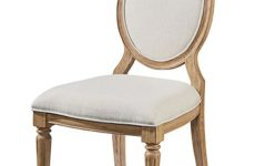 Magnolia Home Hamilton Saddle Side Chairs