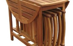 Folding Dining Table and Chairs Sets
