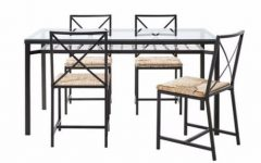 Queener 5 Piece Dining Sets