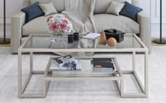 Athena Glam Geometric Coffee Tables