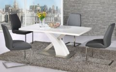 Gloss White Dining Tables