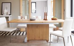 Oak Extending Dining Sets
