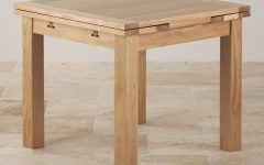 Square Extending Dining Tables