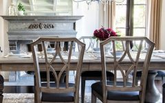 Caira Upholstered Diamond Back Side Chairs