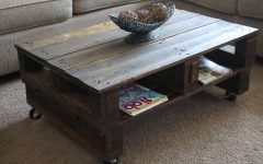 Coffee Tables with Magazine Storage