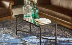 Mercury Glass Coffee Tables