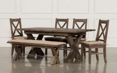 Amos 7 Piece Extension Dining Sets