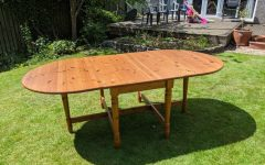 Reagan Pine Solid Wood Dining Tables