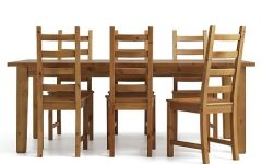 6 Chairs Dining Tables