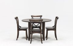 Grady 5 Piece Round Dining Sets