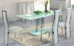 Smoked Glass Dining Tables And Chairs