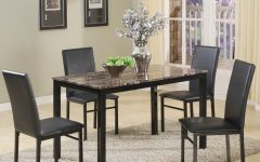 Noyes 5 Piece Dining Sets