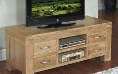Solid Oak Tv Stands
