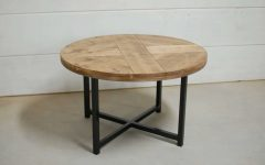 Industrial Round Coffee Tables